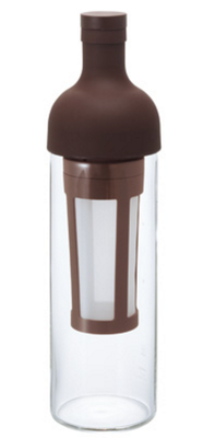 Hario Cold Brew Coffee Bottle (Brown).