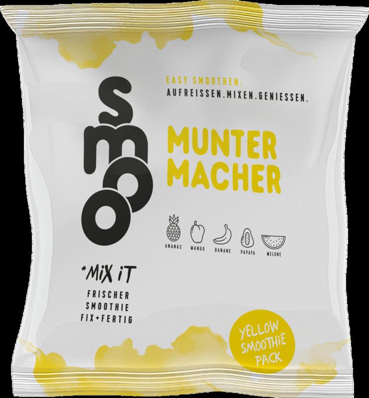 smoo® Muntermacher