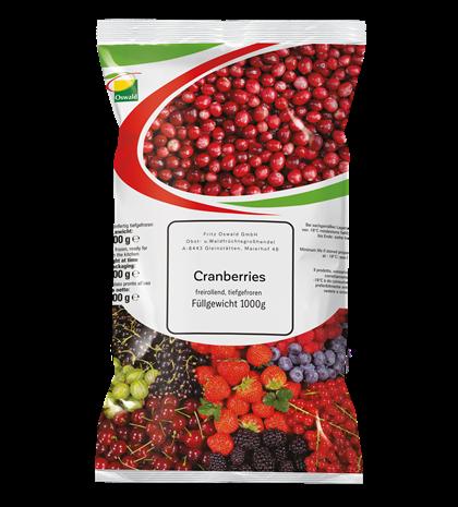 TK Cranberries 1 kg