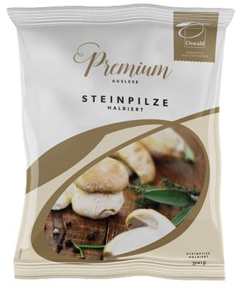 TK Premium Steinpilze halbiert 300 g