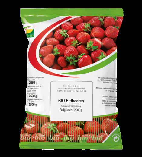 TK BIO Erdbeeren 2,5 kg