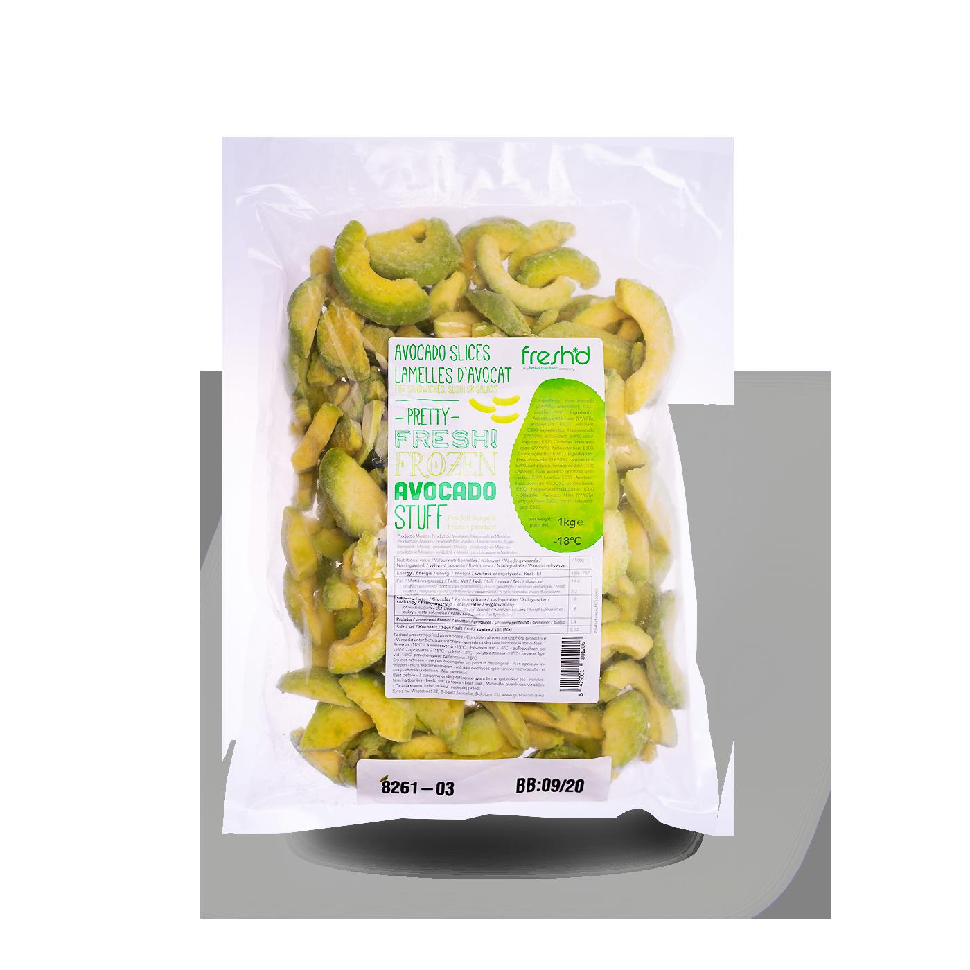 TK Avocadospalten 1 kg