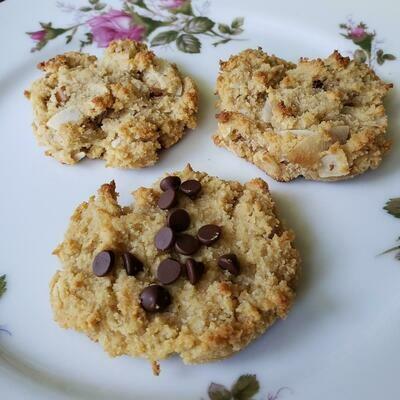 Almond Flour Cookies (GF + V)