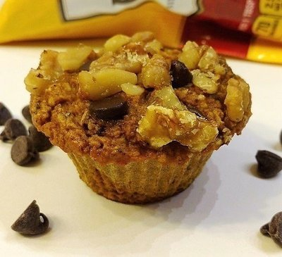 Sweet Potato Protein Muffin (GF)