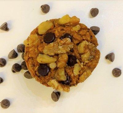 Pumpkin Protein Muffins  (GF)