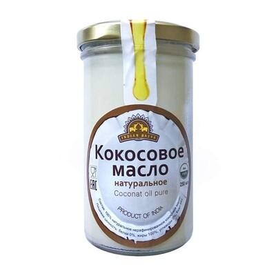 Кокосовое масло 0,25 л