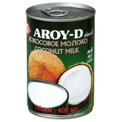 Кокосовое молоко AROY-D 0,4 л