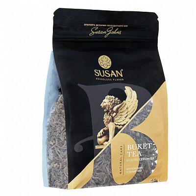"""Чай Susan """"Buket Tea"""", черный листовой, 200 гр"""