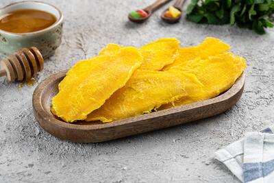 Манго сушеный King без сахара 0,5 кг