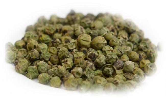 Перец зеленый горошек 1 кг