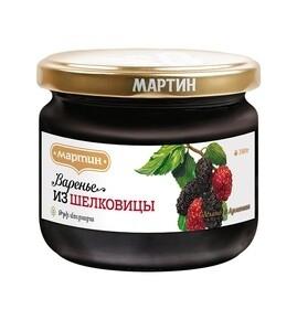Варенье из шелковицы 380 гр