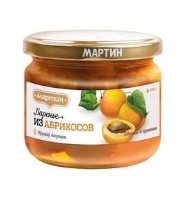 Варенье из абрикоса 390 гр