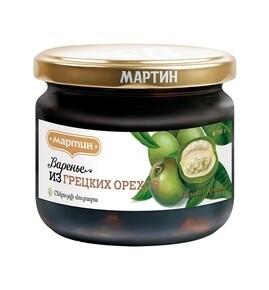 Варенье из грецкого ореха 460 гр