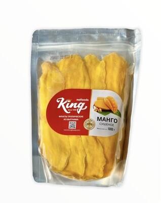 Манго сушеный KING 1 кг