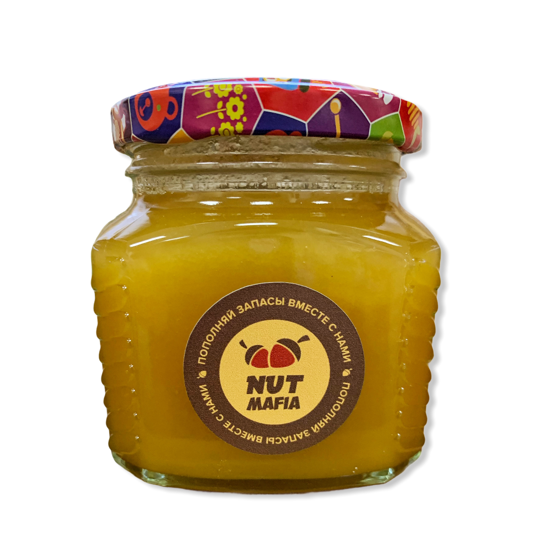 Башкирский цветочный мёд 0,3 кг