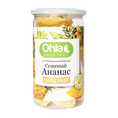 Ананас сушеный OHLA 0,4 кг