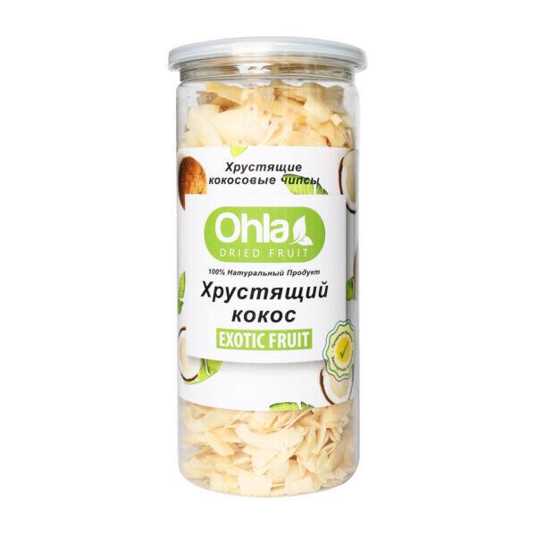 Хрустящий кокос OHLA 0,3 кг
