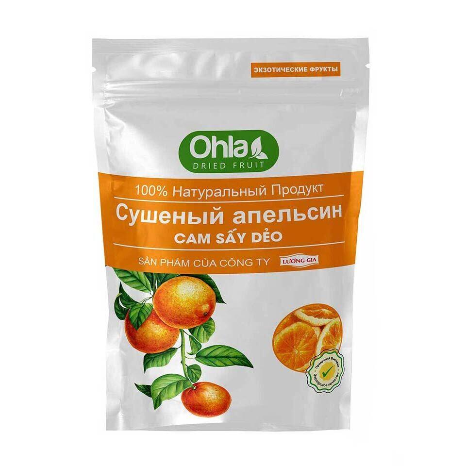 Сушеный апельсин OHLA 0,5 кг