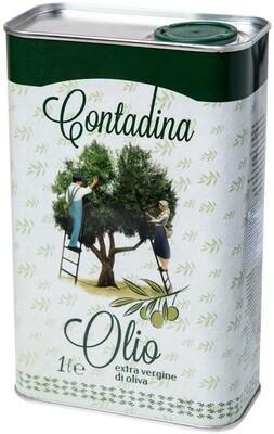 Оливковое масло Contadina Olio Extra Vergine Di Oliva 1л