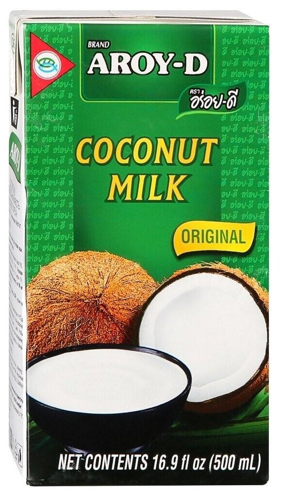 Кокосовое молоко AROY-D 0,5 л