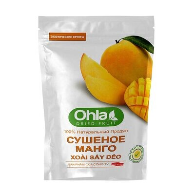 Манго сушеное OHLA 0,5 кг