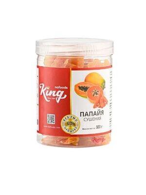 Папайя сушеная KING 0,5 кг