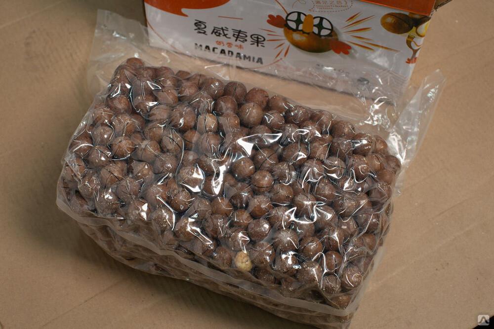 Макадамия в скорлупе 3А  4.9 кг