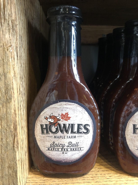 Spicy Bull BBQ Sauce