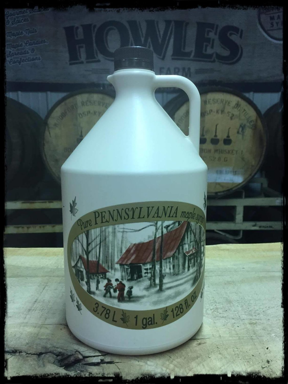 1 Gallon Maple Syrup