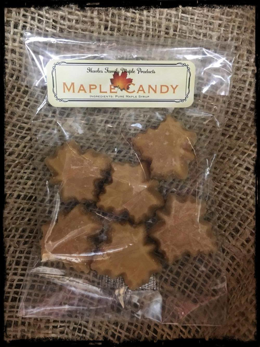 Maple Candy - 6 Piece Bag