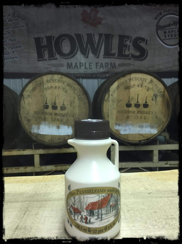 Half Pint Maple Syrup