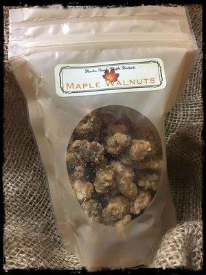 Maple Walnuts 6 oz.