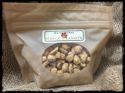 Maple Peanuts 6 oz.
