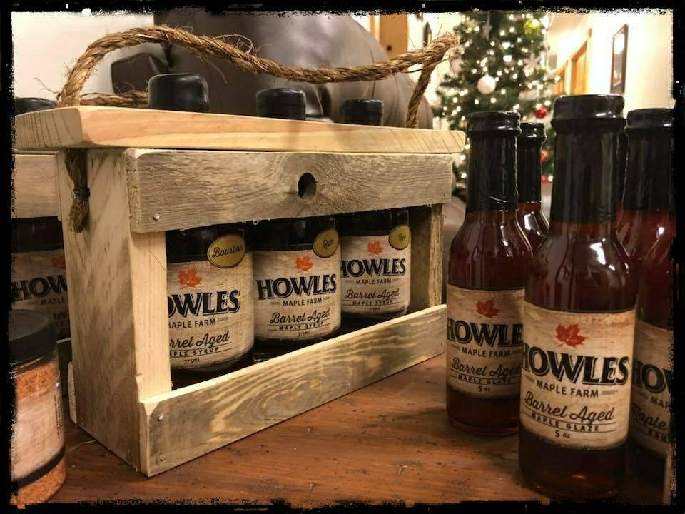 Barrel Aged Crate Pack (3 Flavors)