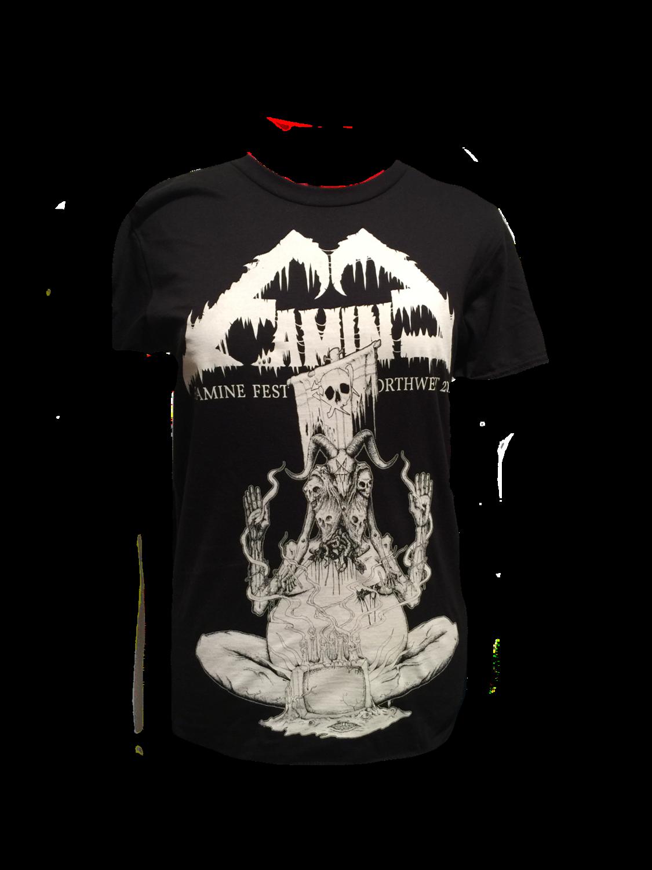 Famine Fest 2017 Shirt - Size Medium