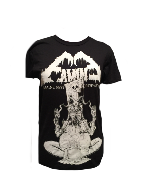 Famine Fest 2017 Shirt - Size Medium