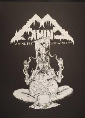 Famine Fest 2017- ART Poster