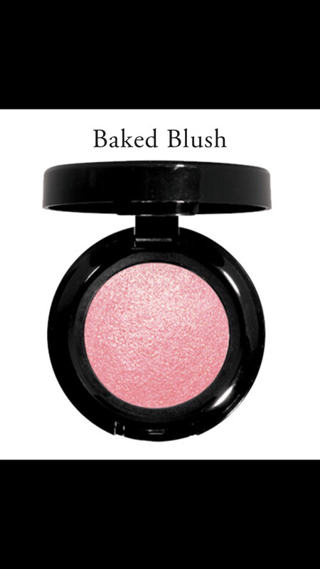 H•R Beauty Rose Gold Baked Blush