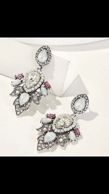Rustic Princess Earrings