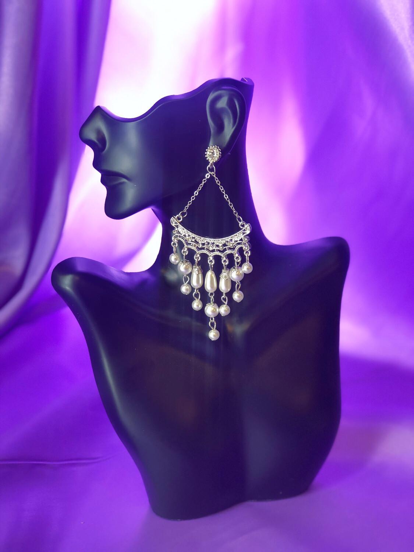 Chandelier Swing Earrings