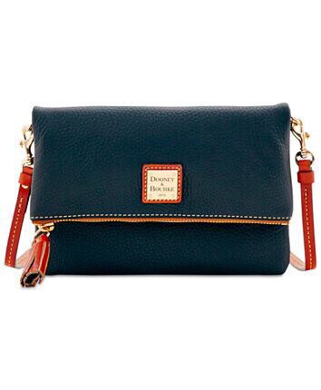 Dooney & Bourke Fold-over Crossbody