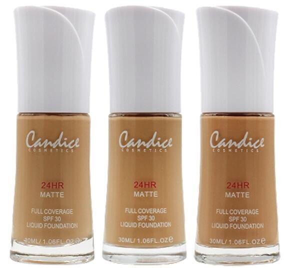 Candice Matte 24 Hour Foundation