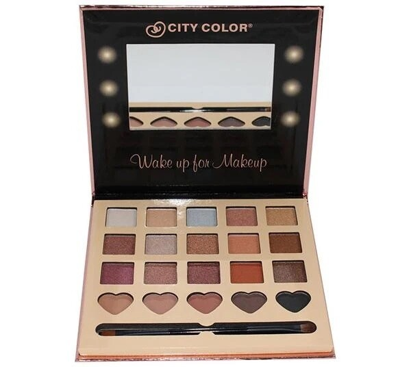 City Color Spotlight Eyeshadow palette