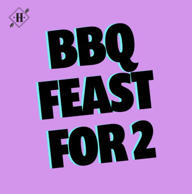 BBQ Feast (For 2)
