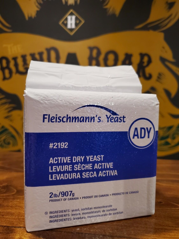 Fleischman's Dry Active Yeast - 2 lb.