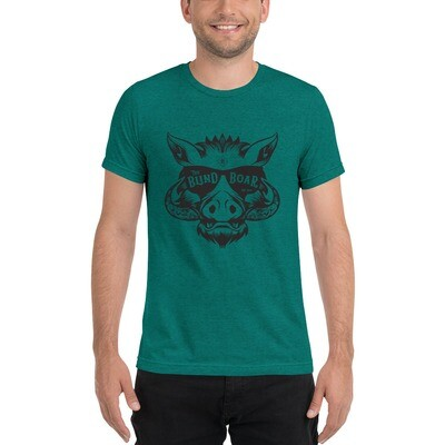 Blind Boar Unisex t-shirt