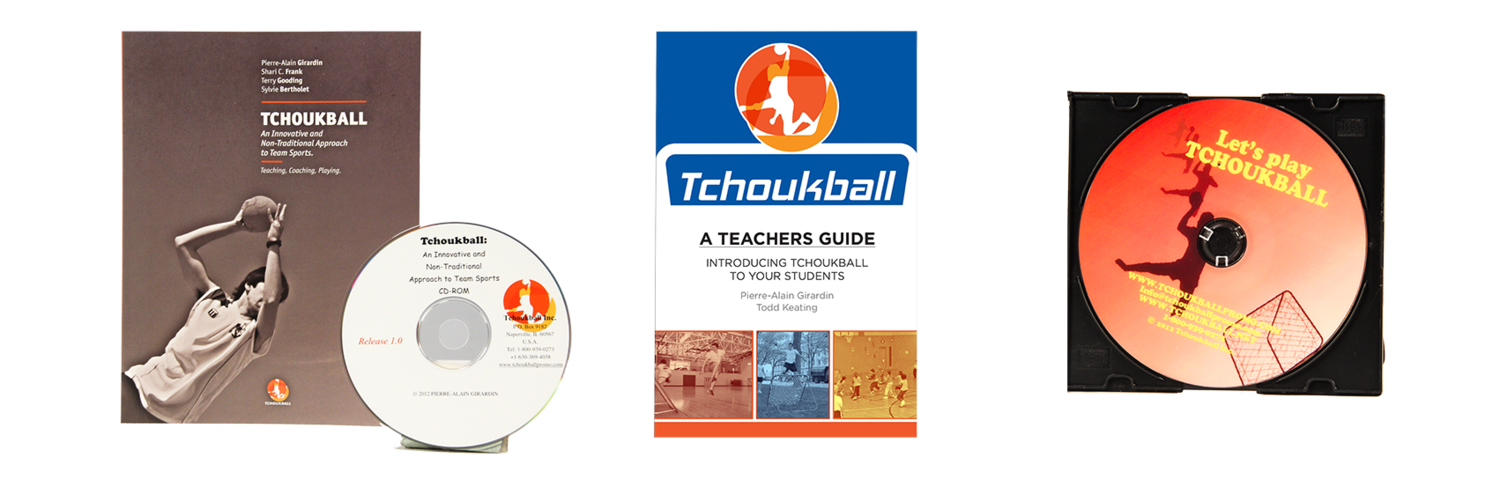 Tchoukball School Kit