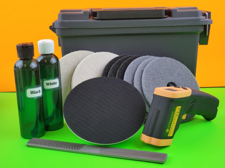 Surface Renu Porcelain Scratch Repair Dealer Demo Kit