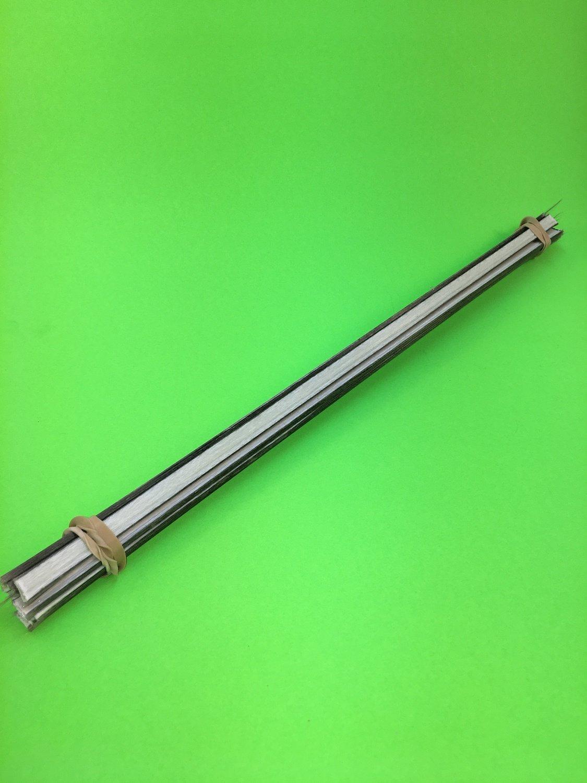 4' Carbon Fiber Rod 10/pk