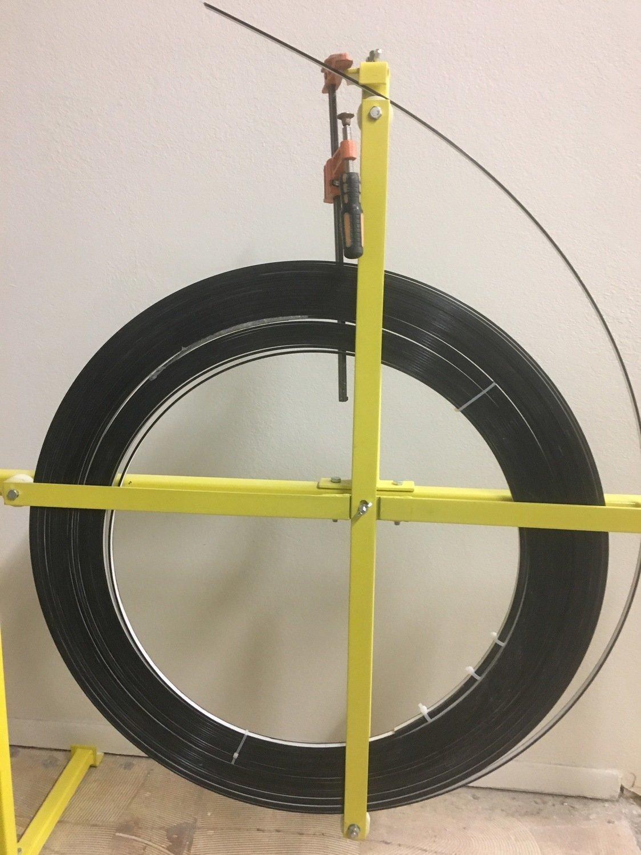 "330' Roll Carbon Fiber Rod 3/8"""